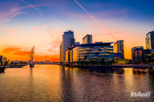aerial-photography-manchester-in-awe-digital-media-drone-video-lancashire-expert-drone-photography-salford-quays